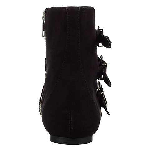 Buy Collection WEEKEND by John Lewis Mahal Ankle Boots, Black Online at johnlewis.com