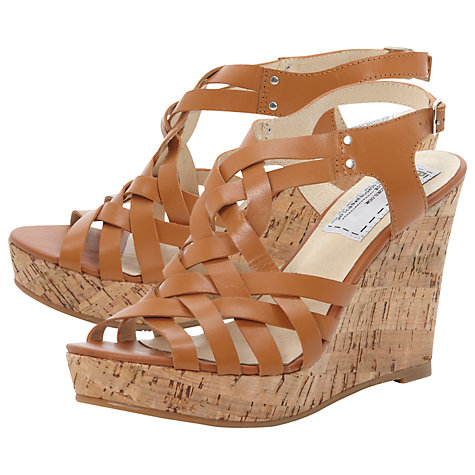Buy Bertie Gracie Wedge Sandals Online at johnlewis.com