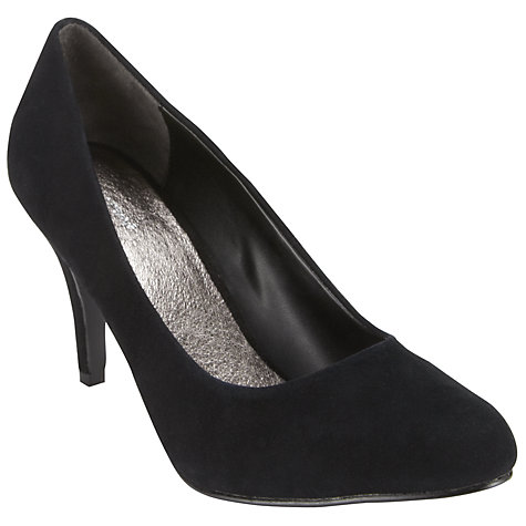 Buy John Lewis Amelie Court Shoes, Black Online at johnlewis.com