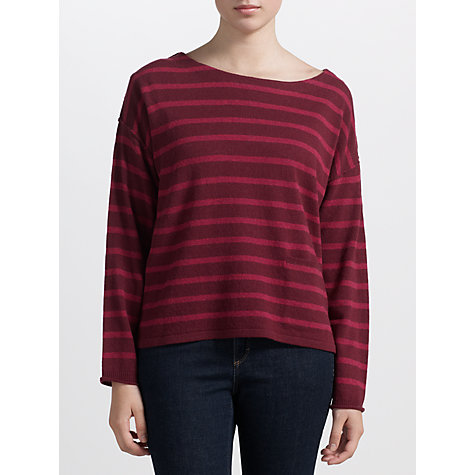 Buy Kin by John Lewis Striped Jumper Online at johnlewis.com
