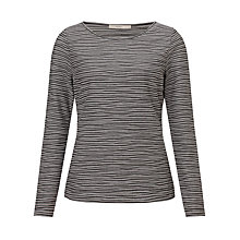 Buy John Lewis Capsule Collection Fine Wave Stripe Top Online at johnlewis.com