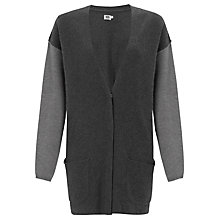 Buy Kin by John Lewis V-Neck Oversized Cardigan Online at johnlewis.com