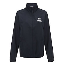Buy Milverton House School Unisex Tracksuit Top, Navy Blue Online at johnlewis.com