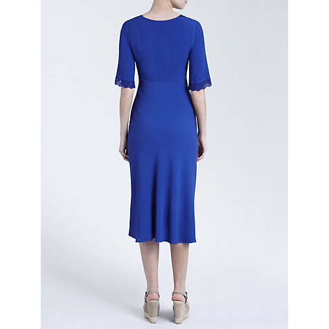 Buy Ghost Cara Dress, Nautical Online at johnlewis.com