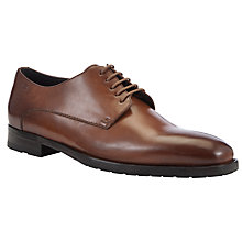 Buy Hugo Boss Cladd Leather Derby Shoes Online at johnlewis.com