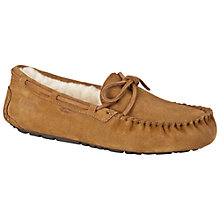 Buy UGG Olsen Moccasin Slippers Online at johnlewis.com