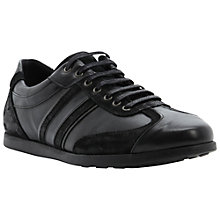 Buy Dune Timeless Leather and Suede Trainers Online at johnlewis.com