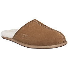 Buy UGG Scuff Sheepskin Mule Suede Slippers Online at johnlewis.com