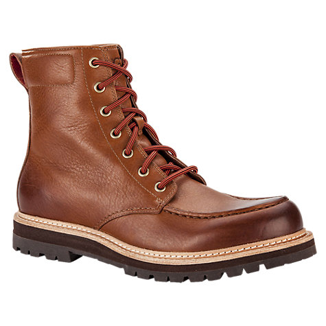 Buy UGG Noxon Leather Lace Up Boots Online at johnlewis.com