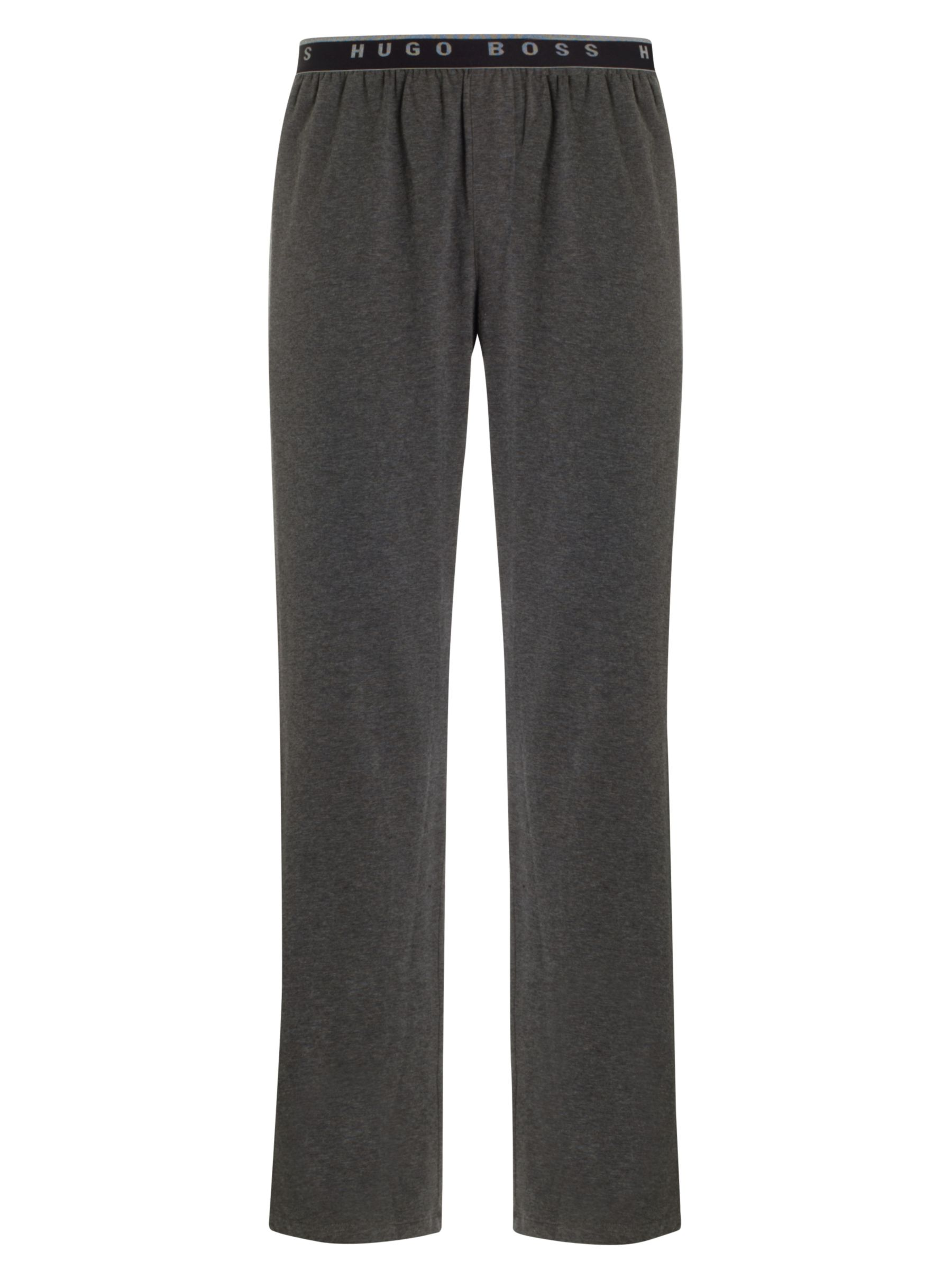 Hugo Boss Plain Logo Waist Lounge Pants