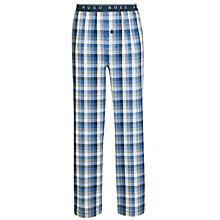 Buy Hugo Boss Check Lounge Pants Online at johnlewis.com