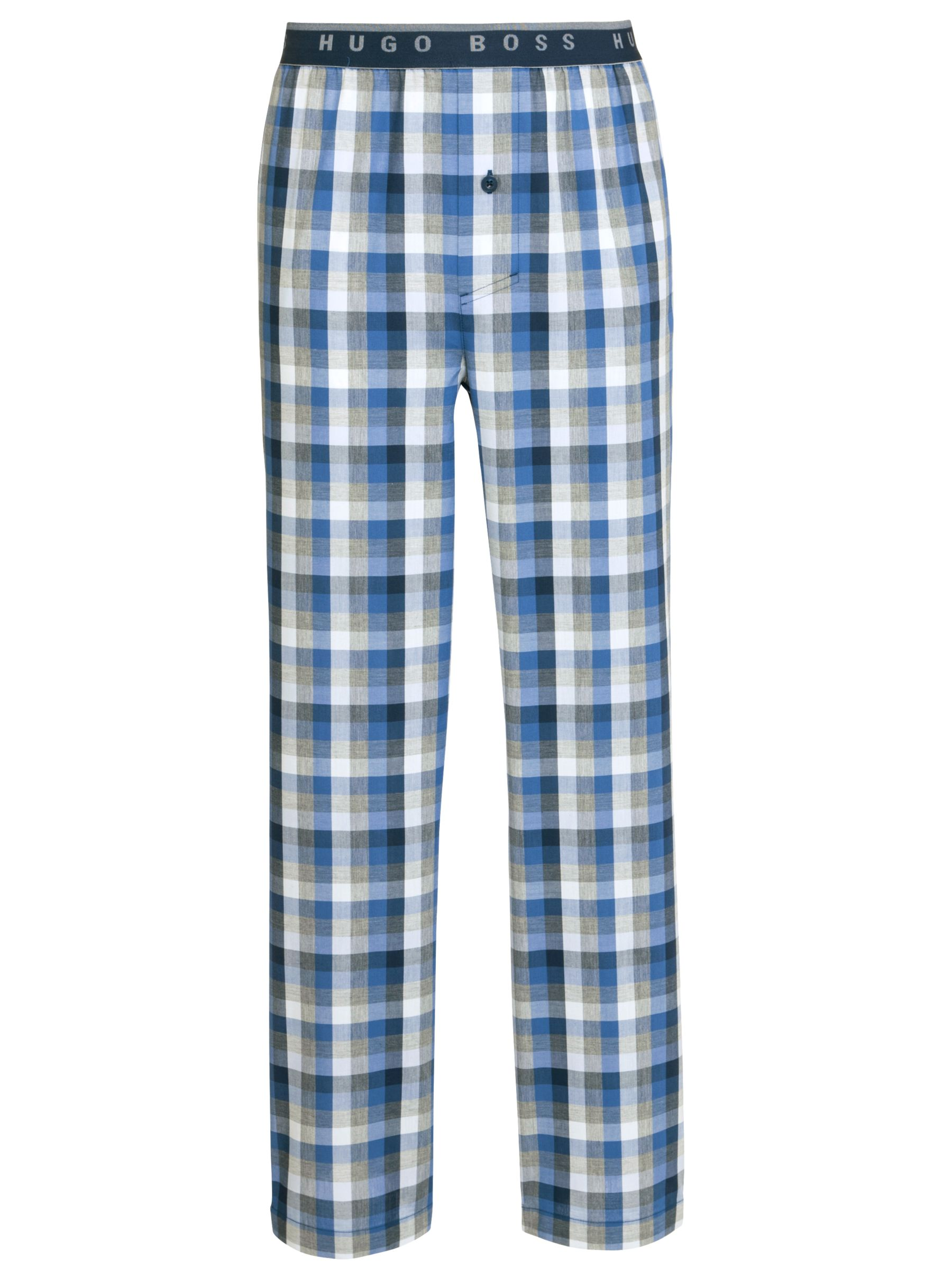 Hugo Boss Check Lounge Pants