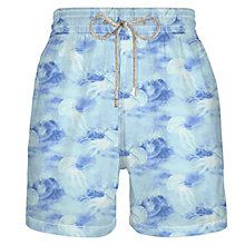Buy Vilebrequin Moorea Jellyfish Print Swim Shorts Online at johnlewis.com
