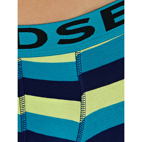 Buy Bonds Block Stripe Short Trunks Online at johnlewis.com