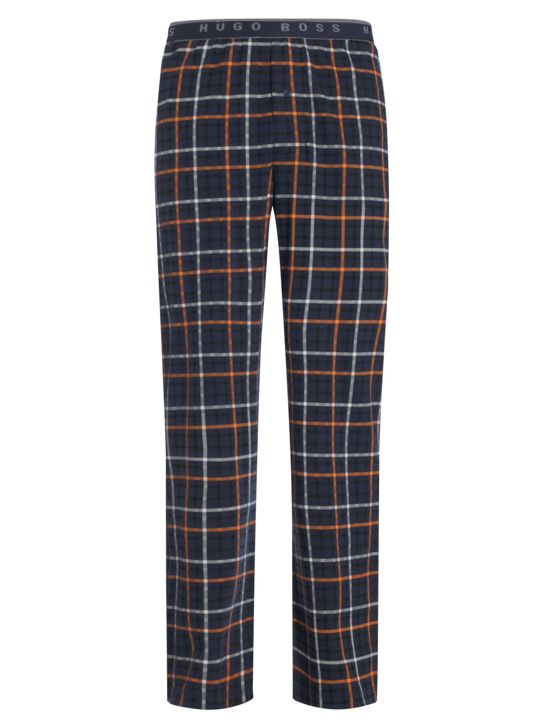 Hugo Boss Inno Lounge Pants, Orange/Blue