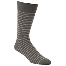 Buy Tommy Hilfiger Striped Socks, 2 Pack Online at johnlewis.com