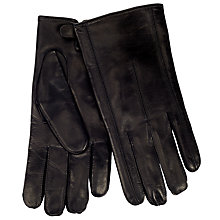 Buy John Lewis Made in Italy Leather Cashmere Lined Gloves Online at johnlewis.com