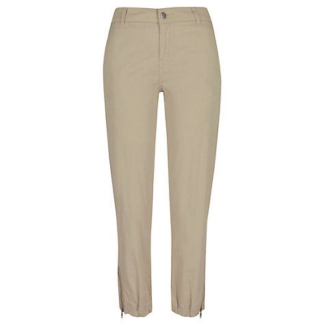 Buy Jigsaw Washed Cotton Stretch Chinos Online at johnlewis.com