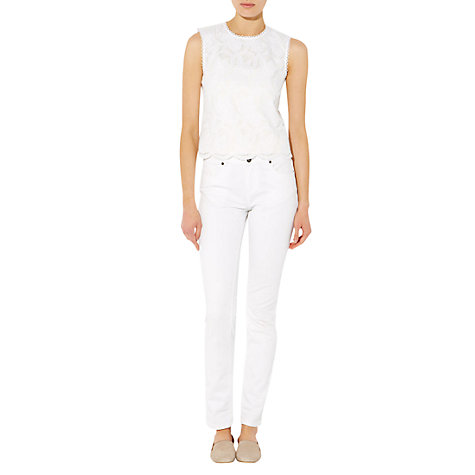 Buy Hobbs Avilla Top Online at johnlewis.com