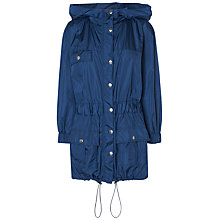 Buy Aquascutum Hooded Parka Jacket Online at johnlewis.com