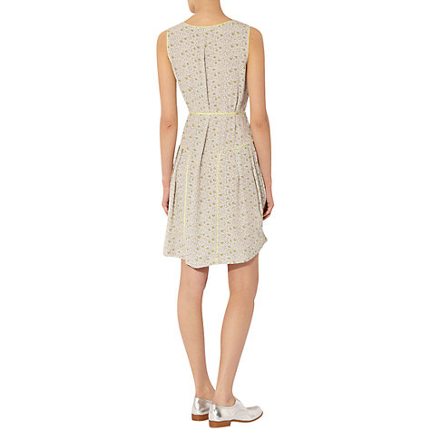 Buy NW3 by Hobbs Shell Dress, Ivory Multi Online at johnlewis.com