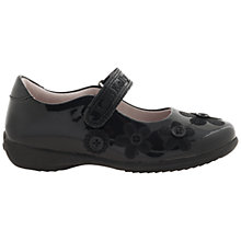 Buy Lelli Kelly Zoe Dolly Shoes, Black Patent Online at johnlewis.com