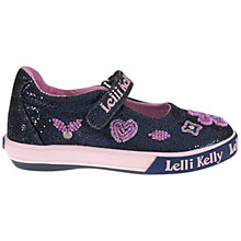Buy Lelli Kelly Dafne Dolly Shoes, Navy Online at johnlewis.com
