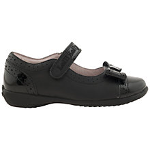 Buy Lelli Kelly Gabriella Strap Shoes, Black Patent Online at johnlewis.com