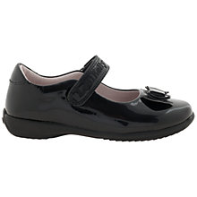 Buy Lelli Kelly Layla Strap Shoes, Black Patent Online at johnlewis.com