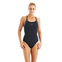 Buy Speedo Focusblade Kickback Swimsuit Online at johnlewis.com