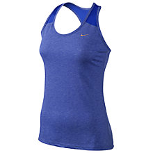 Buy Nike Dri-FIT Touch Tailwind Tank Top Online at johnlewis.com