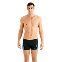 Buy Speedo Rapidturn Aquashort Swim Shorts Online at johnlewis.com