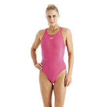 Buy Speedo Turbocharge Placement Recordbreaker Swimsuit Online at johnlewis.com