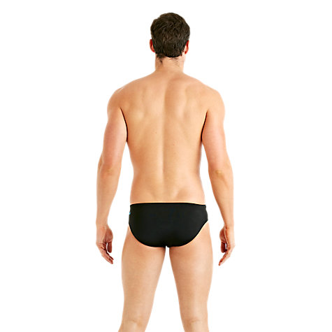 Buy Speedo Monogram 7cm Swim Briefs Online at johnlewis.com