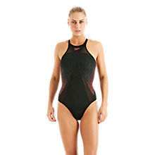 Buy Speedo Focuspeak Hybrid Kickback Swimsuit Online at johnlewis.com