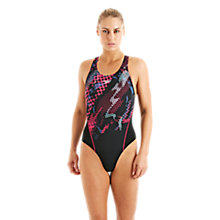 Buy Speedo Hydroturn Placement Recordbreaker Swimsuit Online at johnlewis.com