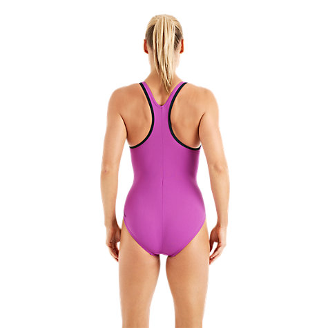 Buy Speedo Monogram Racerback Swimsuit Online at johnlewis.com