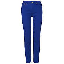 Buy Phase Eight Lexi Slim Jeans, Cobalt Online at johnlewis.com