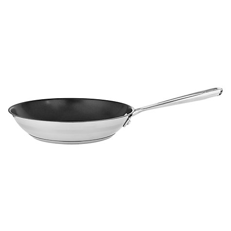 Buy Jamie Oliver Stainless Steel Frying Pan Online at johnlewis.com