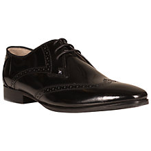 Buy Oliver Sweeney Buxhall Patent Brogue Derby Shoes Online at johnlewis.com