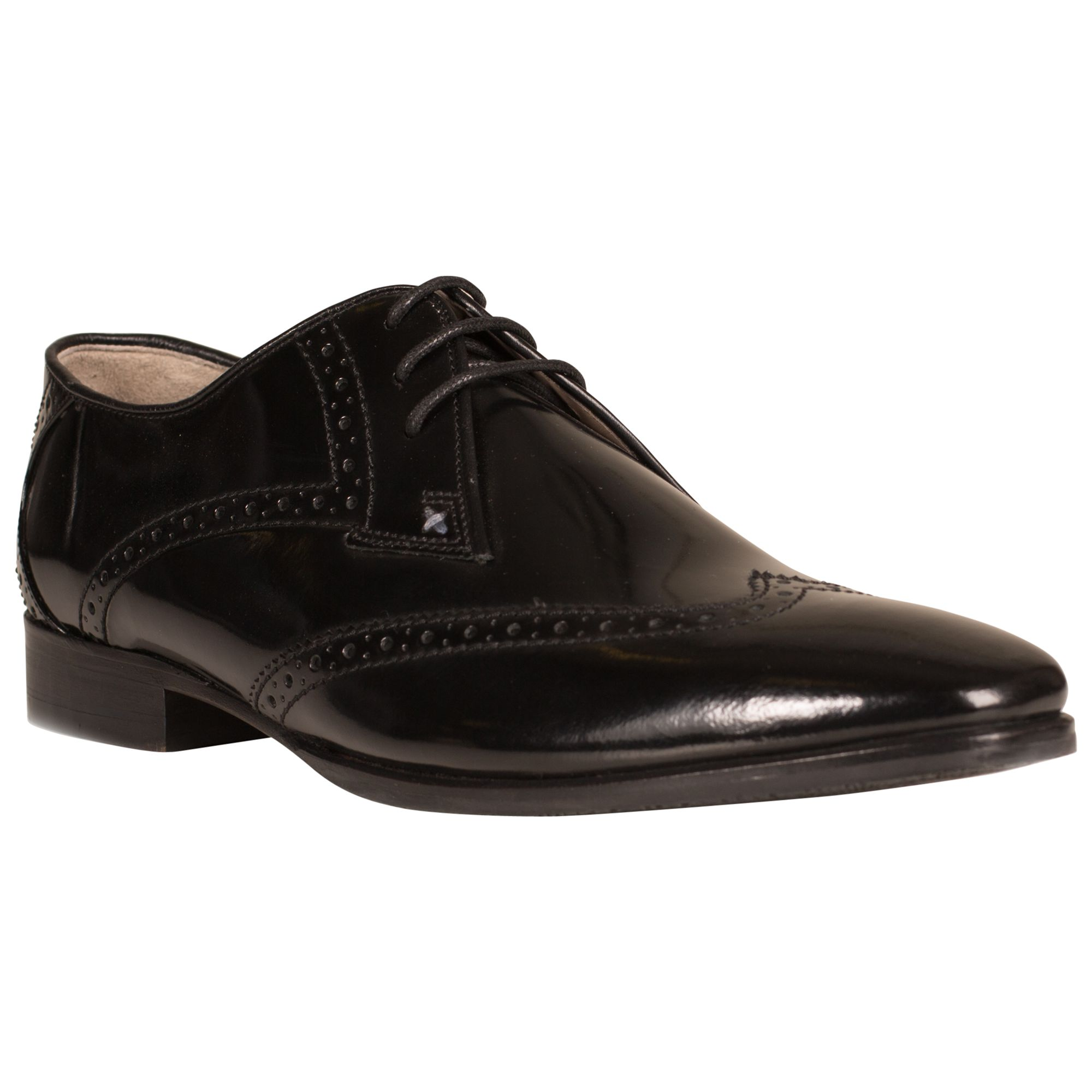 Oliver Sweeney Oliver Sweeney Buxhall Patent Brogue Derby Shoes