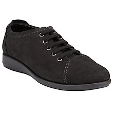 Buy John Lewis Designed for Comfort Swift Trainers, Black Online at johnlewis.com