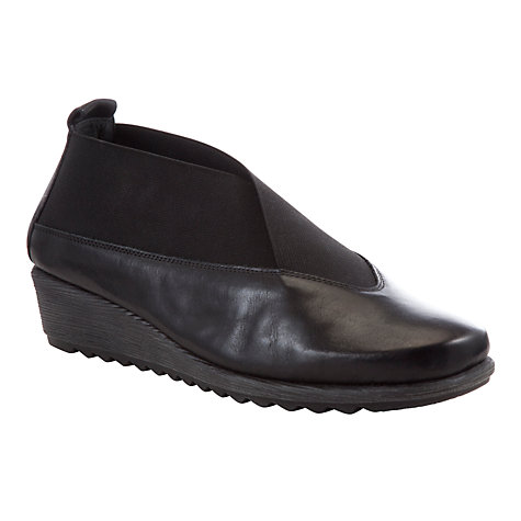 Buy John Lewis Designed for Comfort Sparrow Slip-On Wedged Shoes Online at johnlewis.com