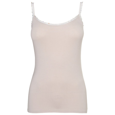 Buy Phase Eight Sequin Frilled Camisole Online at johnlewis.com