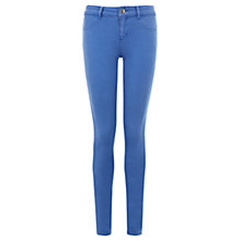 Buy Oasis Jade Jeans, Rich Blue Online at johnlewis.com