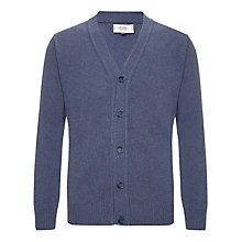 Buy John Lewis Made in Italy Merino Cashmere Cardigan Online at johnlewis.com