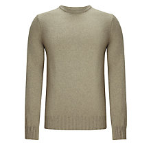 Buy John Lewis Made in Italy Merino Cashmere Crew Neck Jumper Online at johnlewis.com