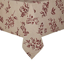 Buy John Lewis Rural Berries Tablecloth Online at johnlewis.com