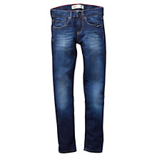 Buy Levi's Boys' Skinny Denim Jeans, Indigo Online at johnlewis.com