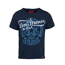 Buy Levi's Boys' Ethan T-Shirt Online at johnlewis.com